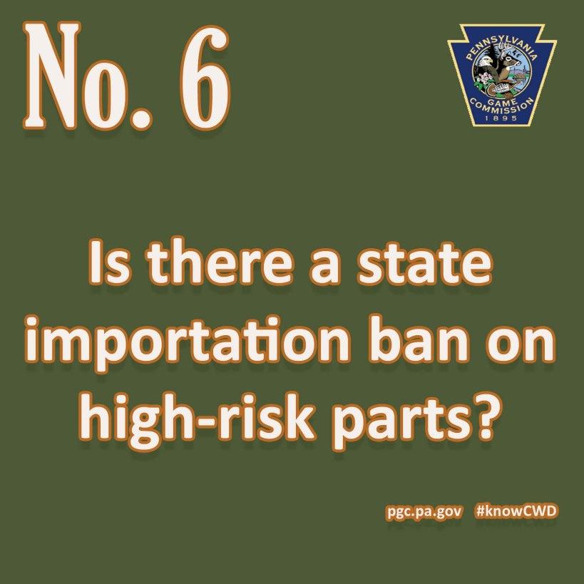 CWD Fact 6