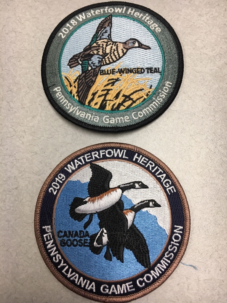 waterfowl patch
